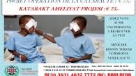 Katarakt ameliyat projesine destek kahvaltısı