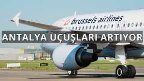 Brussels Airlines, Antalya uçuşlarına ağırlık verecek