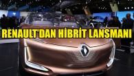 Renault Grubu hibrit versiyonlarının lansmanını yapıyor