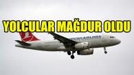 Eskişehir-Brüksel seferi yolcuları mağdur oldu