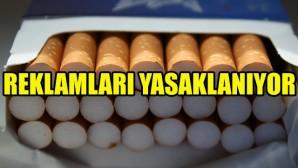 Belçika'da tütün ürünleri reklamı yasaklanıyor