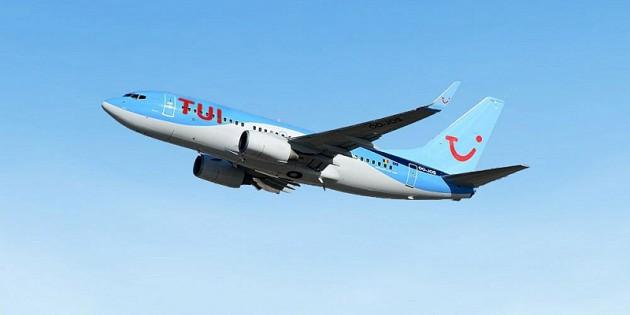 TUI Fly, 8.yılımızda 2 kişilik Antalya bileti kazandırıyor