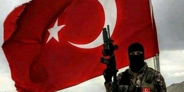 """""""Türk Askeri"""""""