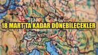 11 ülkedeki Türk vatandaşları 18 Mart'a kadar dönebilecek