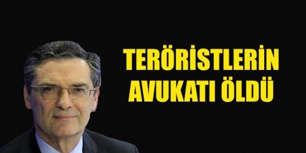 ASALA avukatı eski Fransız Bakan Kovid-19'dan öldü