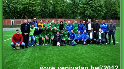 RACİNG CLUB SCHAERBEEK ŞAMPİYON