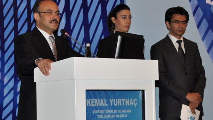 YURTDIŞI STK'LARI ANKARA'DA TOPLANDI