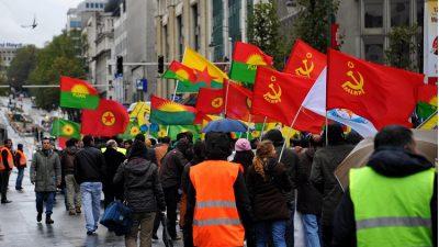 33 PKK'lı Belçika'da yargılanıyor