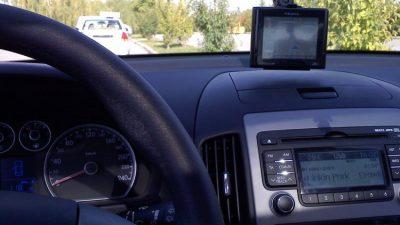 GPS'E GÜVENDİ KENDİNİ ZAGREP'TE BULDU