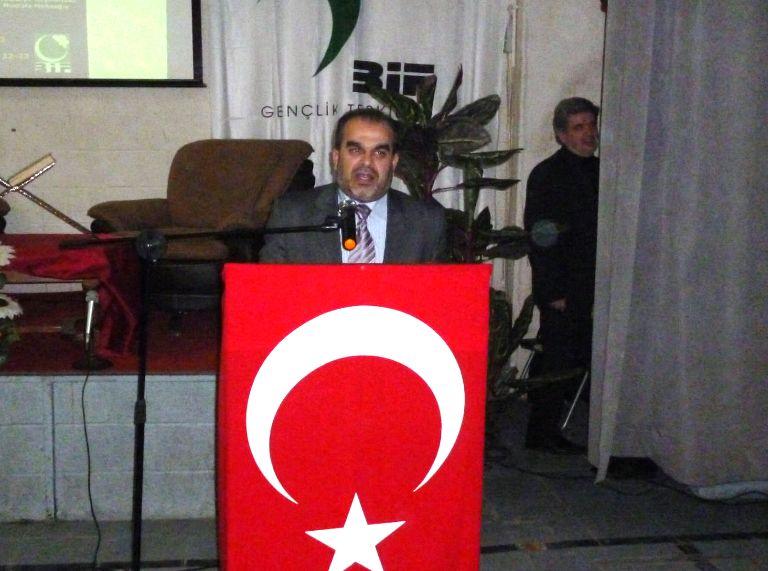 Bas Muftu Mustafa Mullaoglu