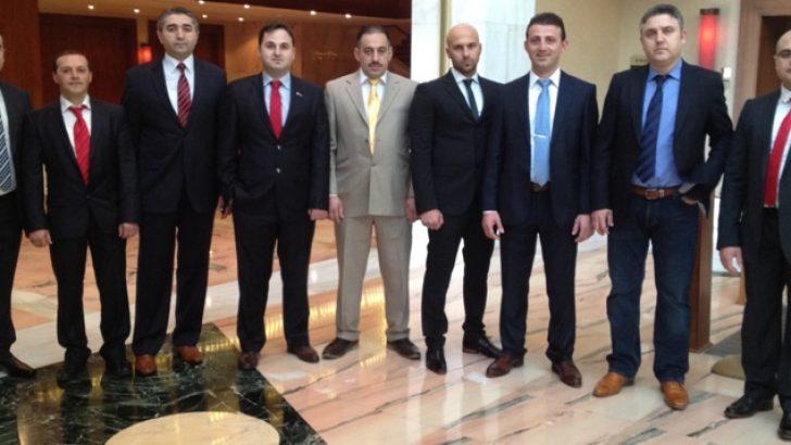 BETİAD LİMBURG DUBAİ'YE İŞ GEZİSİ DÜZENLEDİ