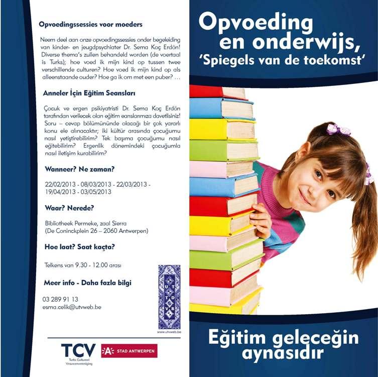 UTV - Flyer Opvoeding  Onderwijs NOORD_Page_1