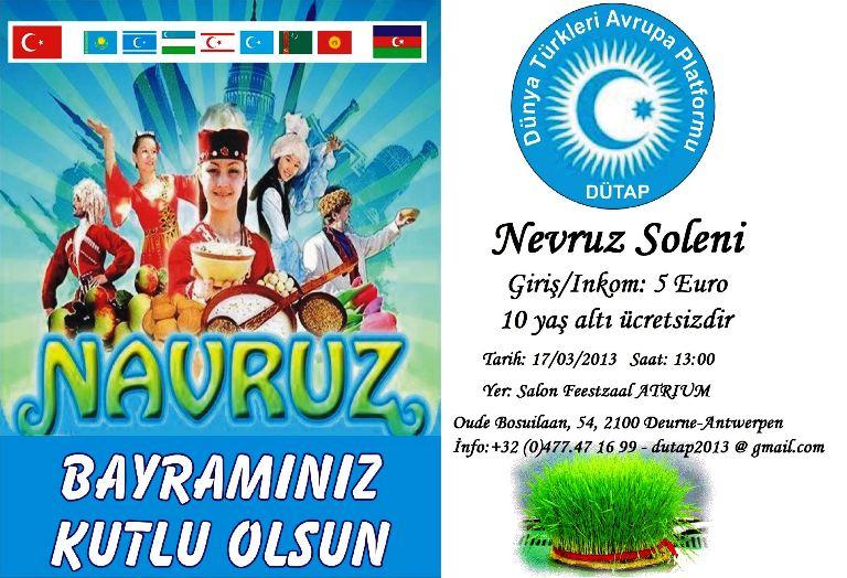 DUTAP Nevruz