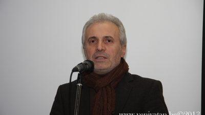 BİF BAŞKANI ŞENEL'DEN GENT TEVHİD CAMİİ'NE YAPILAN SALDIRIYA KINAMA