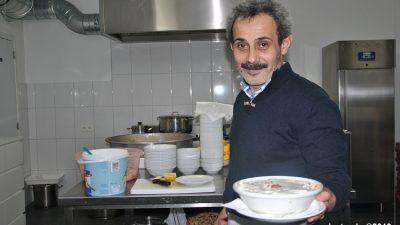 EMİRDAĞ KÖFTECİSİ GENT'TE YENİ YERİNDE