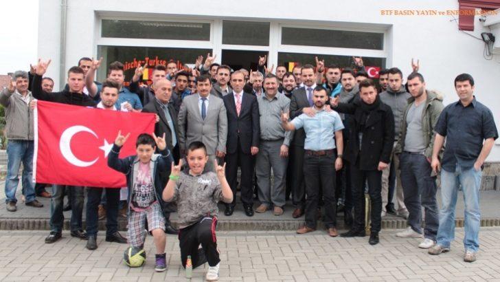 BTF WINTERSLAG ÜLKÜ OCAĞI 13. OLAĞAN KONGRESİNİ YAPTI
