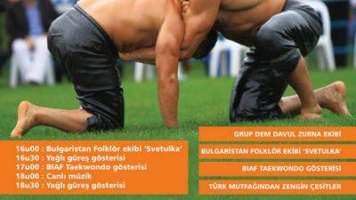 ANTWERPEN COULEUR SPORT FESTİVALİNE DAVETLİSİNİZ
