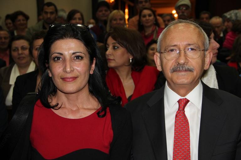 Zehra Eryoruk - Kemal Kilicdaroglu