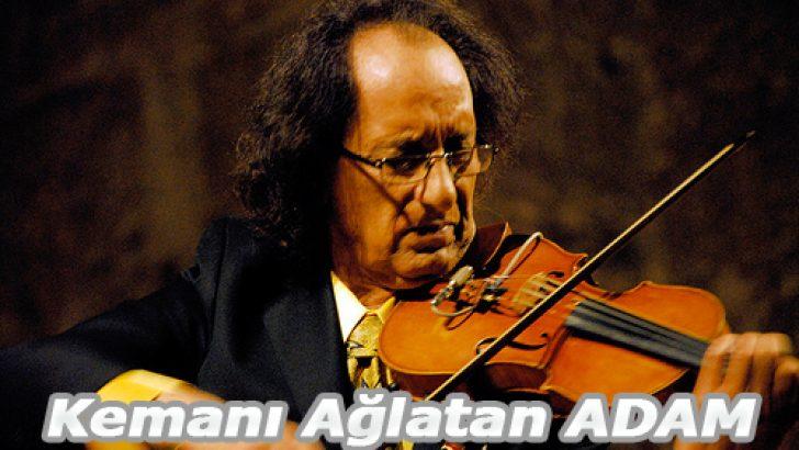 KEMANI AĞLATAN ADAM 'Farid Farjad'