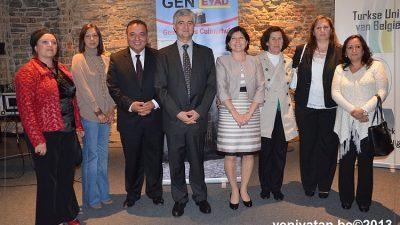 """""""GENT EYAD"""" GENT KALESİNDEN START VERDİ"""