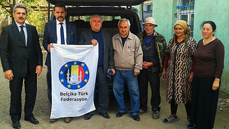 BTF, AZERBAYCAN VE GÜRCİSTAN'DA