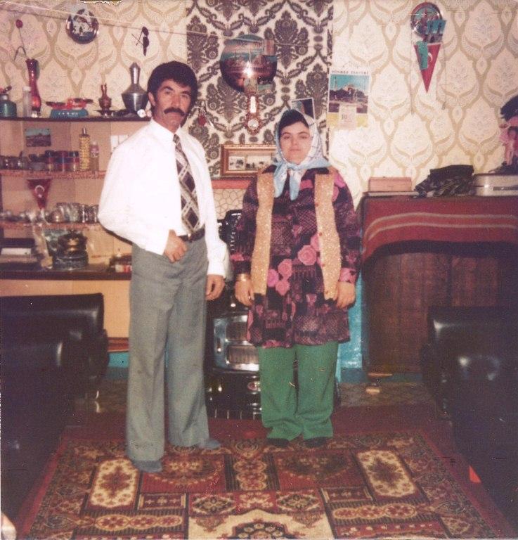 Mehmet Arslan ve esi