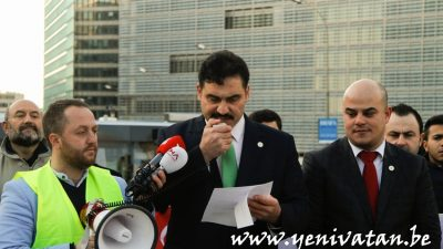 "UETD'DEN ""SÖZDE PONTUS SOYKIRIMI""NA PROTESTO ÇAĞRISI"