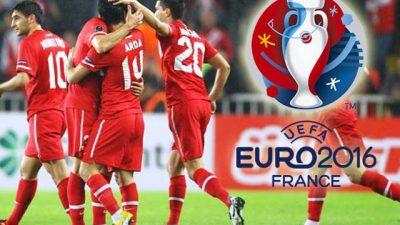 EURO 2016'DA TÜRKİYE'NİN RAKİPLERİ BELLİ OLDU