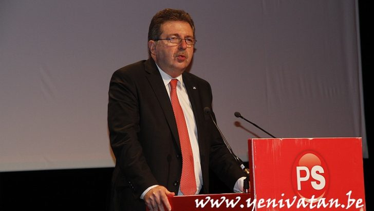 Bölge başbakanı Vervoort'un koronavirüs testi pozitif çıktı