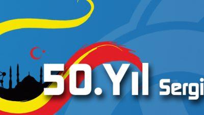 BELÇİKA'DA 50 YILLIK TÜRK VARLIĞI