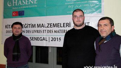 """AFRİKA'DA KUR'AN-I KERİM'E İHTİYAÇ VAR"""