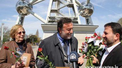 """""""DİNLER ARASI BARIŞ ÇOK ÖNEMLİ"""""""