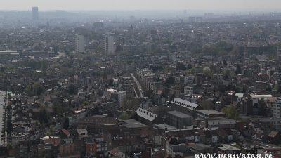 Belçika'da günlük Kovid-19 vakaları azalıyor