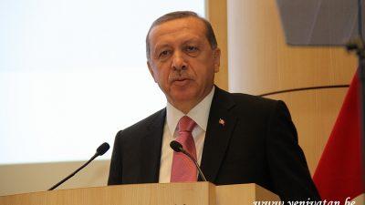"""""""TÜRKİYE BU ZOR GÜNÜNDE BELÇİKA'NIN YANINDADIR"""""""