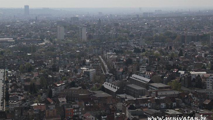 BRÜKSEL'DE 3 PKK'LI KADIN İÇİN PROTESTO GÖSTERİSİ