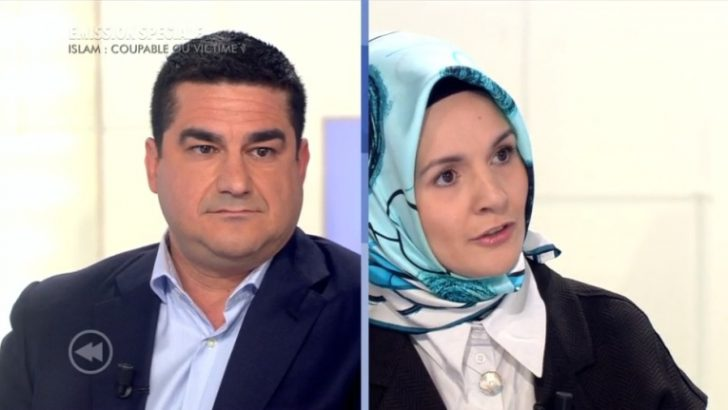 RTL'DE PROGRAMA ÇIKAN MAHİNUR ÖZDEMİR'E ÇİRKİN SALDIRI