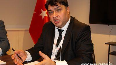 """""""TOPLUMUMUZ BELÇİKA'DAKİ SEÇİMLERE DE DUYARLI OLMALI"""""""
