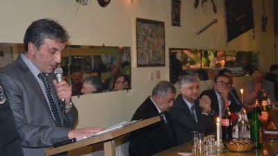 FC AYYILDIZ 'IN GELENEKSEL GECESİNE BÜYÜK İLGİ