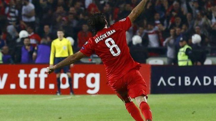 UEFA'DA YILIN GOLÜ TÜRK FUTBOLCUNUN