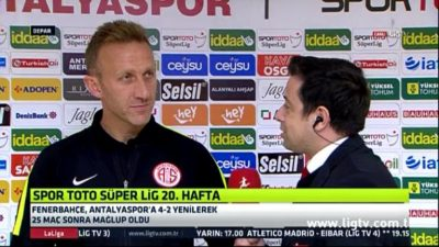 """EROL MALKOÇ, FENERBAHÇE'YE """"DUR"""" DEDİ"""