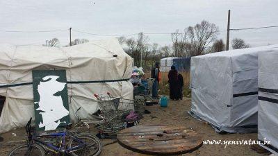 Fransa'da sığınmacılara kötü muamele