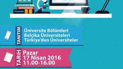 BRÜKSEL'DE LİSELİ GENÇLERE 'STUDİES İNFODAY' GÜNÜ