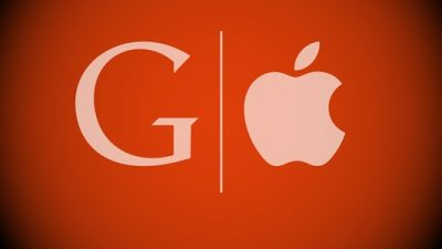 GOOGLE, APPLE'I TAHTINDAN ETTİ