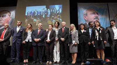 CHP GENEL BAŞKANI KILIÇDAROĞLU ALMANYA'DA