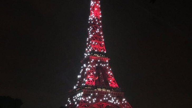 Eyfel Kulesi 300 milyon ziyaretçi ağırladı