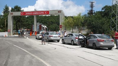 Dereköy Sınır Kapısı modernize edilecek
