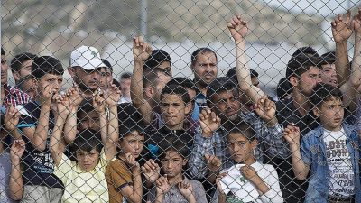 14 bin refakatsiz çocuk iltica başvurusunda bulundu