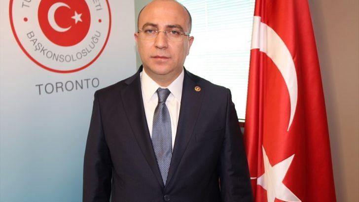 Yönter, Kanada hükümetini FETÖ konusunda uyardı