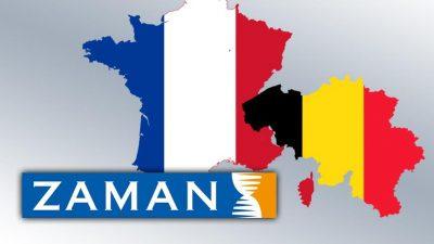 Zaman Belçika'dan sonra Zaman Fransa da kapandı