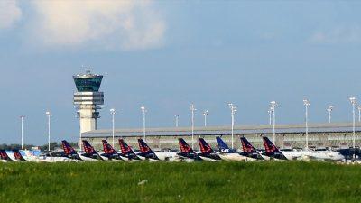 AB'den Brüksel Havayolları'na kamu desteğine yeşil ışık